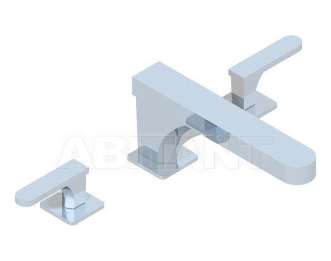Купить Смеситель для раковины THG Bathroom A6B.25SG Profil metal with lever