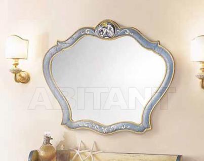 Купить Зеркало настенное GIULIACASA By Vaccari International Adige ALOPE1/CORNICE