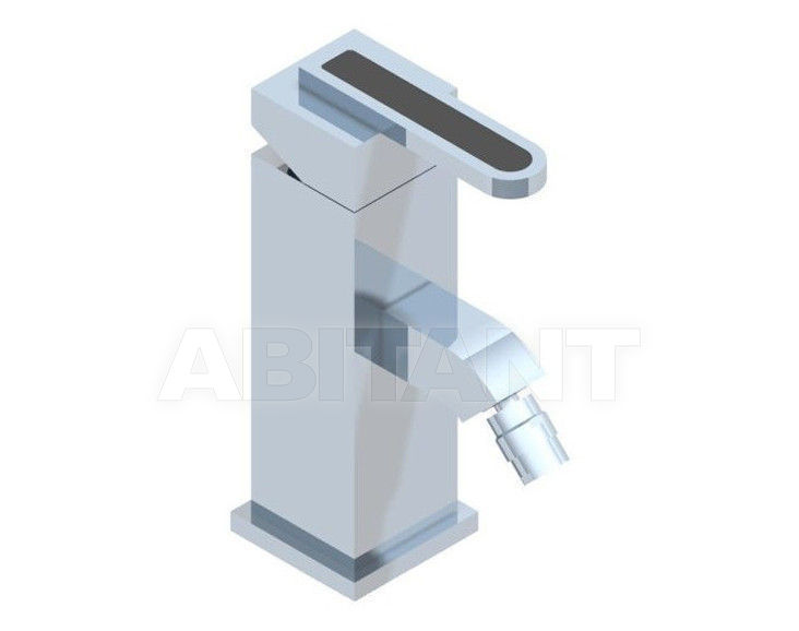Купить Смеситель для биде THG Bathroom A6N.6504 Profil black Onyx