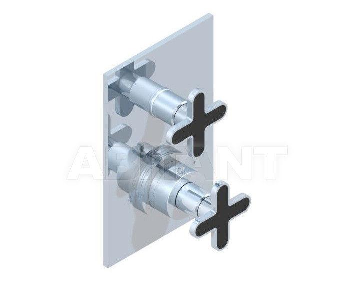 Купить Смеситель термостатический THG Bathroom A6N.5300B Profil black Onyx