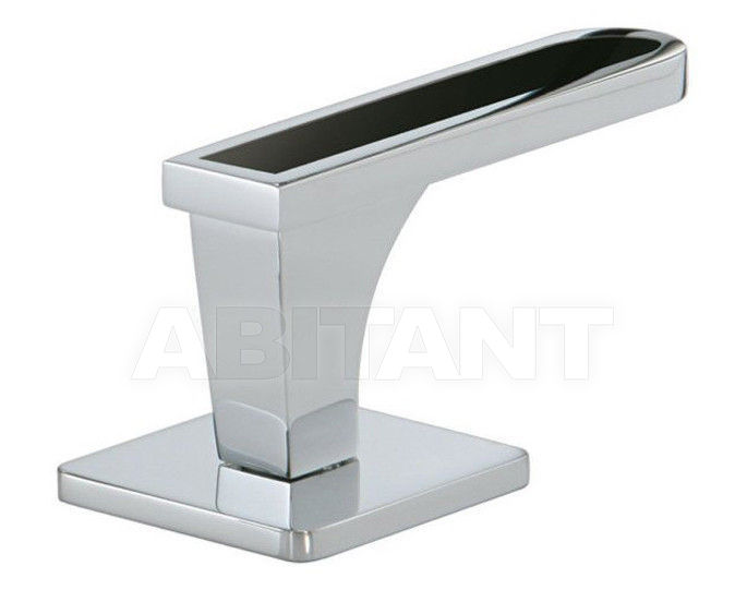 Купить Вентиль THG Bathroom A6P.36/C Profil black Onyx with lever