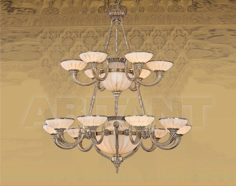 Купить Люстра Creval Alhambra 723D