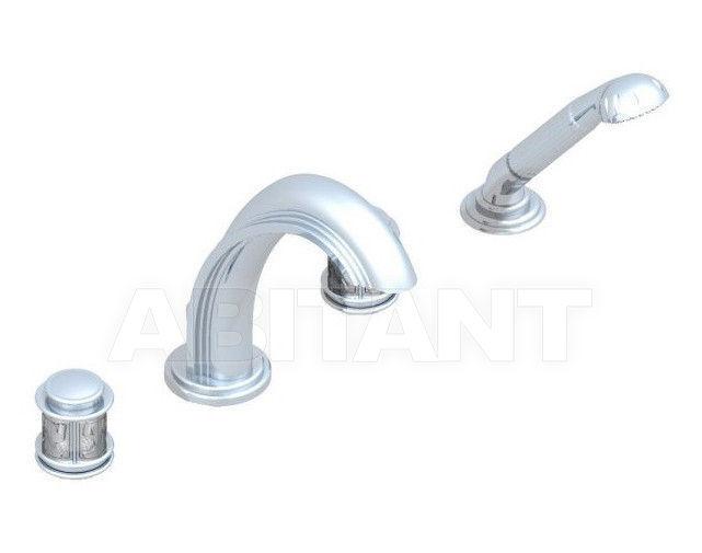 Купить Смеситель для ванны THG Bathroom A2G.112BG Ange