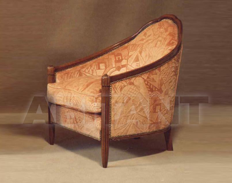 Купить Кресло P. & G. Cugini Lanzani Art Deco 4572