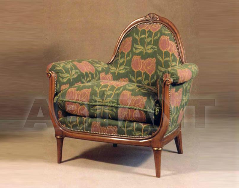 Купить Кресло P. & G. Cugini Lanzani Art Deco 6024