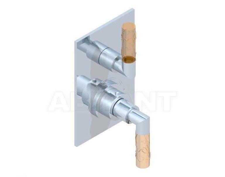 Купить Смеситель термостатический THG Bathroom A34.5300B Bambou Amber crystal