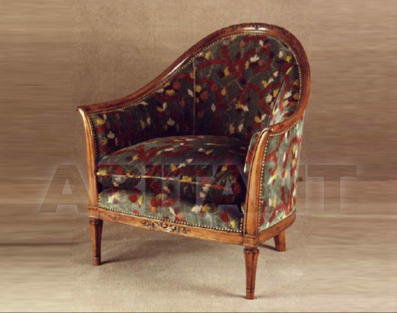 Купить Кресло P. & G. Cugini Lanzani Art Deco 9259