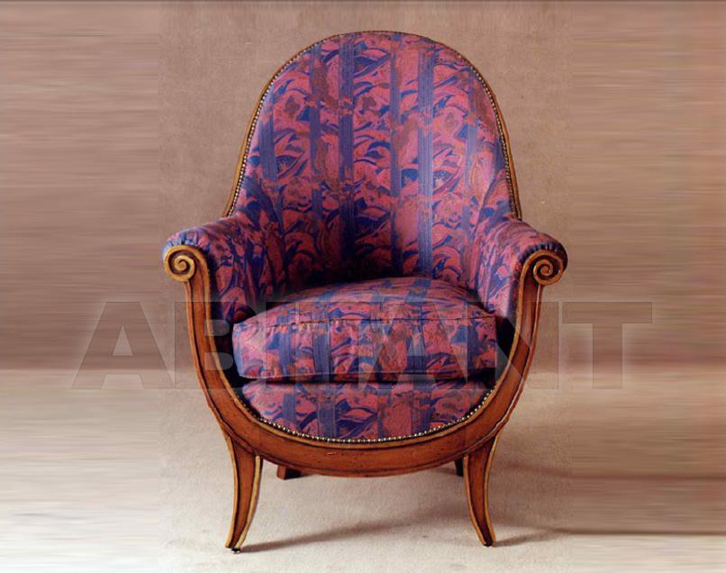 Купить Кресло P. & G. Cugini Lanzani Art Deco 9291