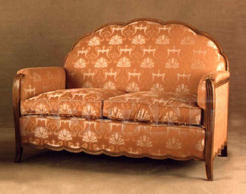 Купить Диван P. & G. Cugini Lanzani Art Deco 9261s
