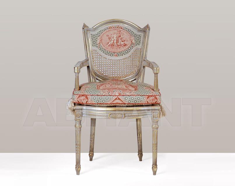 Купить Стул с подлокотниками P. & G. Cugini Lanzani Art Deco 5523a