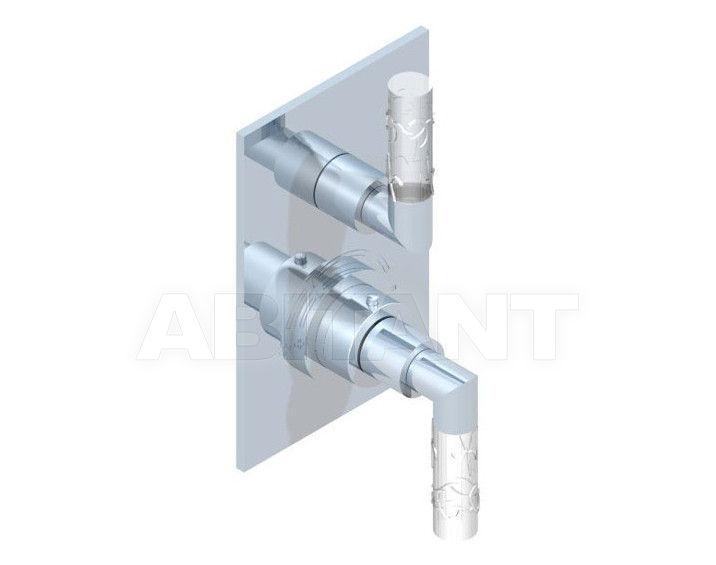 Купить Смеситель термостатический THG Bathroom A35.5300B Bambou clear crystal