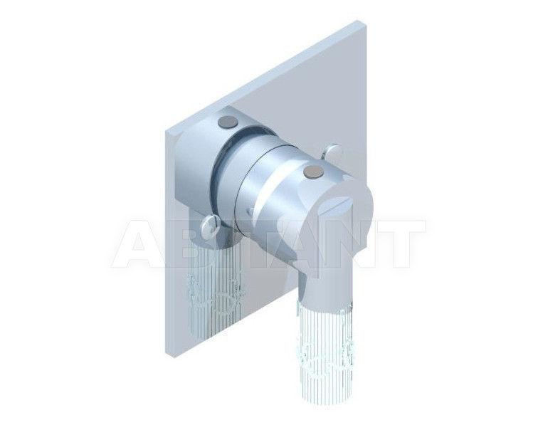 Купить Встраиваемые смесители THG Bathroom A35.6540 Bambou clear crystal
