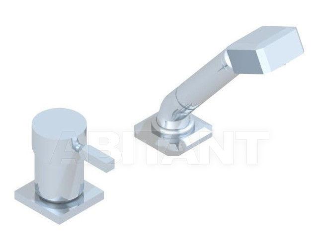 Купить Душевая система THG Bathroom A2A.6523/60A Métropolis clear crystal