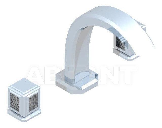 Купить Смеситель для раковины THG Bathroom A2A.25 Métropolis clear crystal