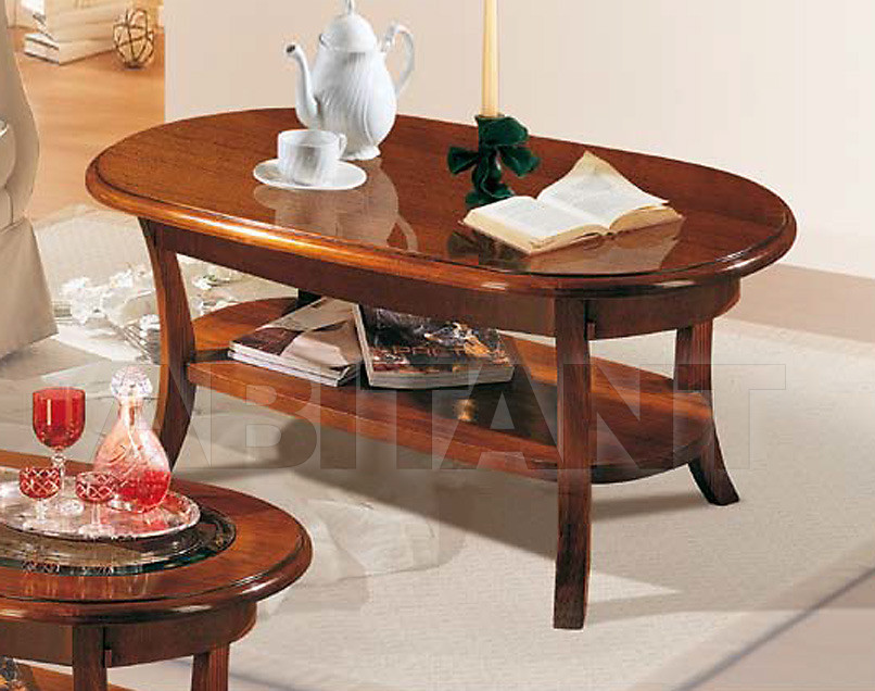 Купить Столик журнальный GIULIACASA By Vaccari International Maison 634/T