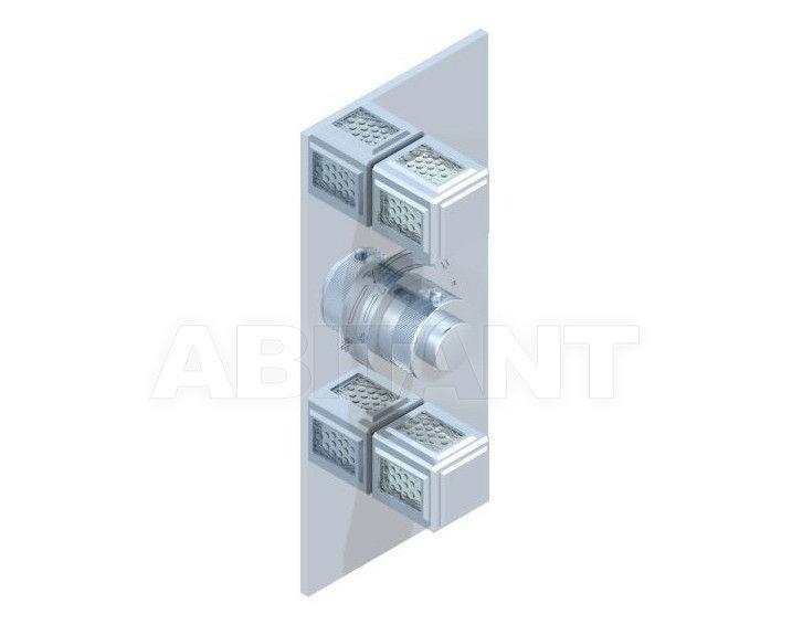 Купить Смеситель термостатический THG Bathroom A2A.5400B Métropolis clear crystal