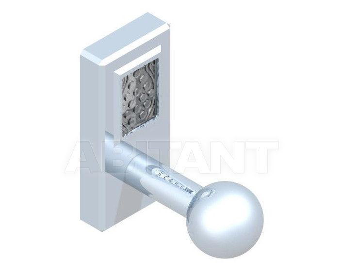Купить Крючок THG Bathroom A2A.517 Métropolis cristal clair