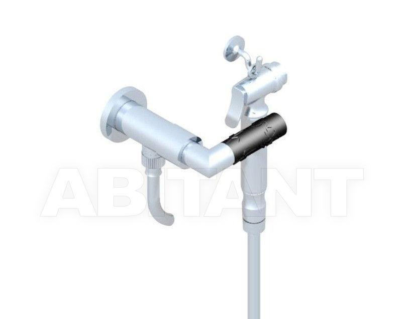 Купить Гигиенический душ THG Bathroom A33.5840/8 Bambou black crystal