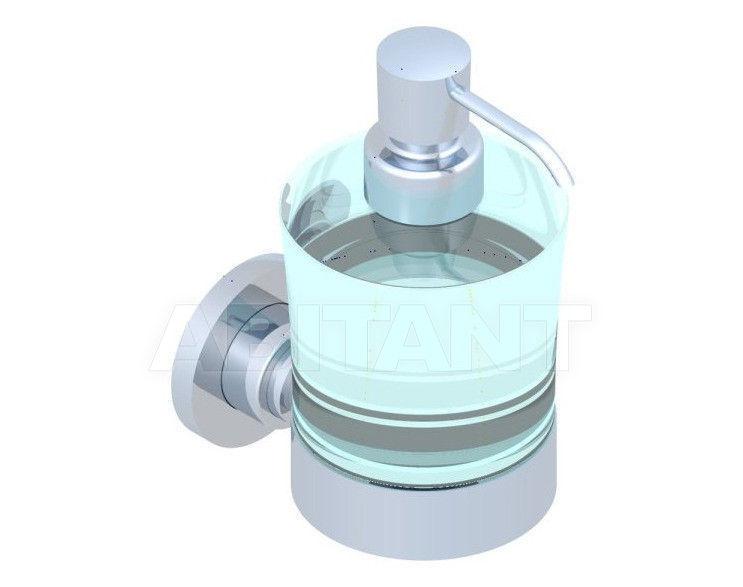 Купить Дозатор для мыла THG Bathroom A33.613 Bambou black crystal