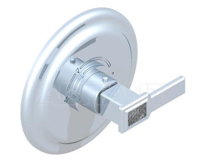 Купить Смеситель термостатический THG Bathroom A2B.5100BR Métropolis clear crystal with lever