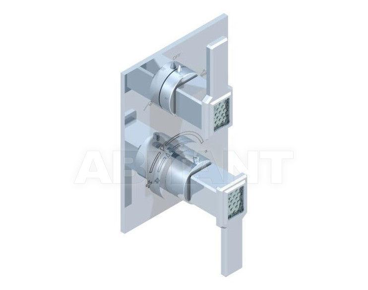Купить Смеситель термостатический THG Bathroom A2B.5500B Métropolis clear crystal with lever