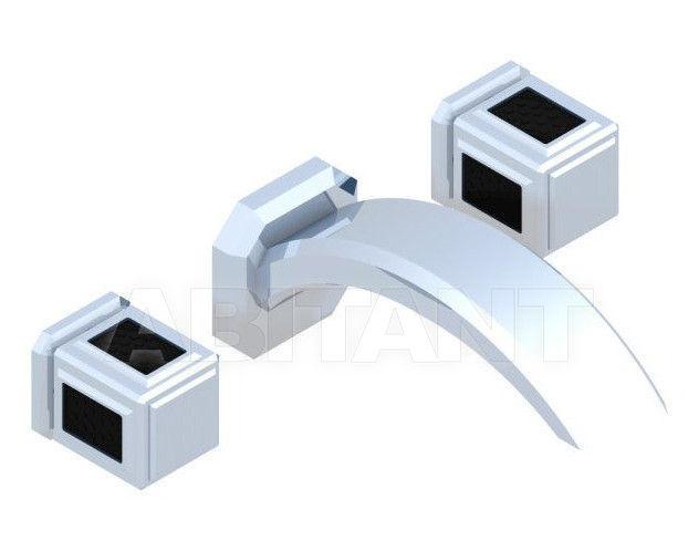 Купить Смеситель для раковины THG Bathroom A2L.20GA Métropolis black crystal
