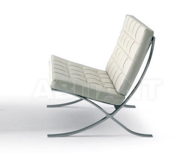 Купить Кресло L. Mies Van Der Rohe Alivar Mvsevm 334