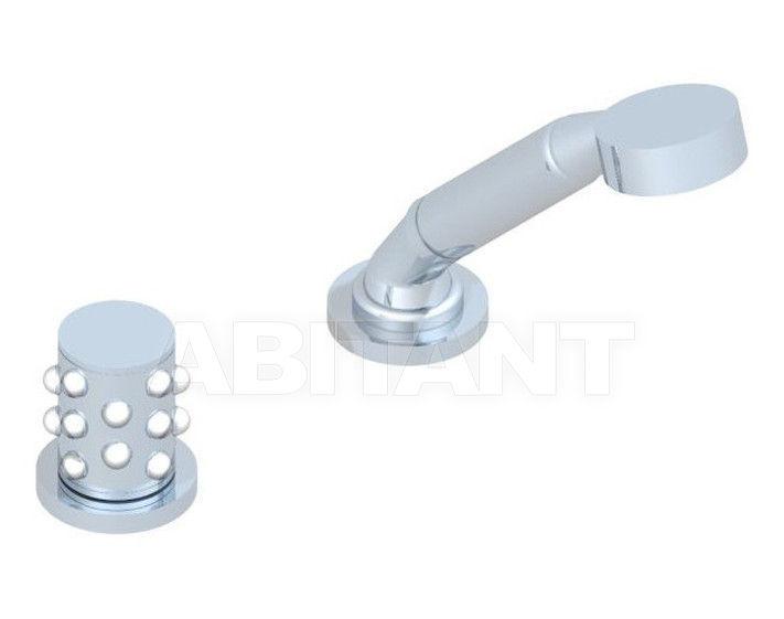Купить Смеситель для ванны THG Bathroom A2N.6532/60A Mossi clear crystal