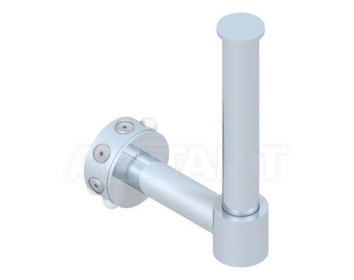Купить Держатель для туалетной бумаги THG Bathroom A2N.542 Mossi clear crystal