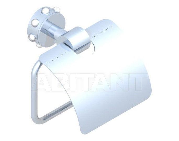 Купить Держатель для туалетной бумаги THG Bathroom A2N.538AC Mossi clear crystal