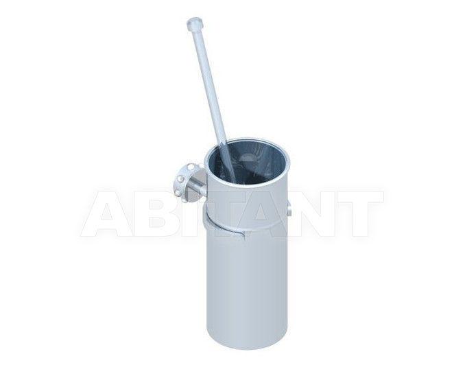 Купить Щетка для туалета THG Bathroom A2N.4720 Mossi clear crystal