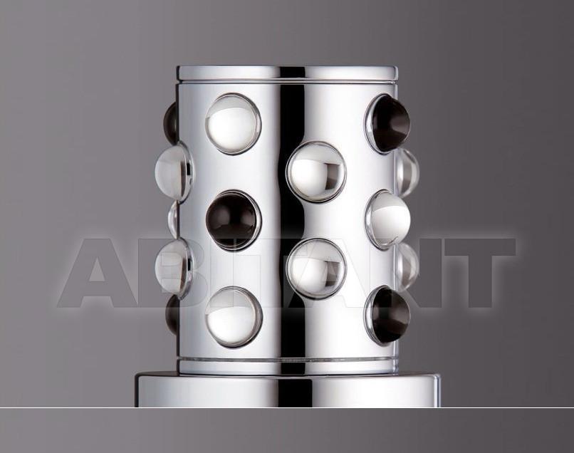 Купить Вентиль THG Bathroom  A2W.36 Mossi clear crystal & black onyx