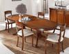 Стол обеденный Vaccari International Roma 2027/N Классический / Исторический / Английский