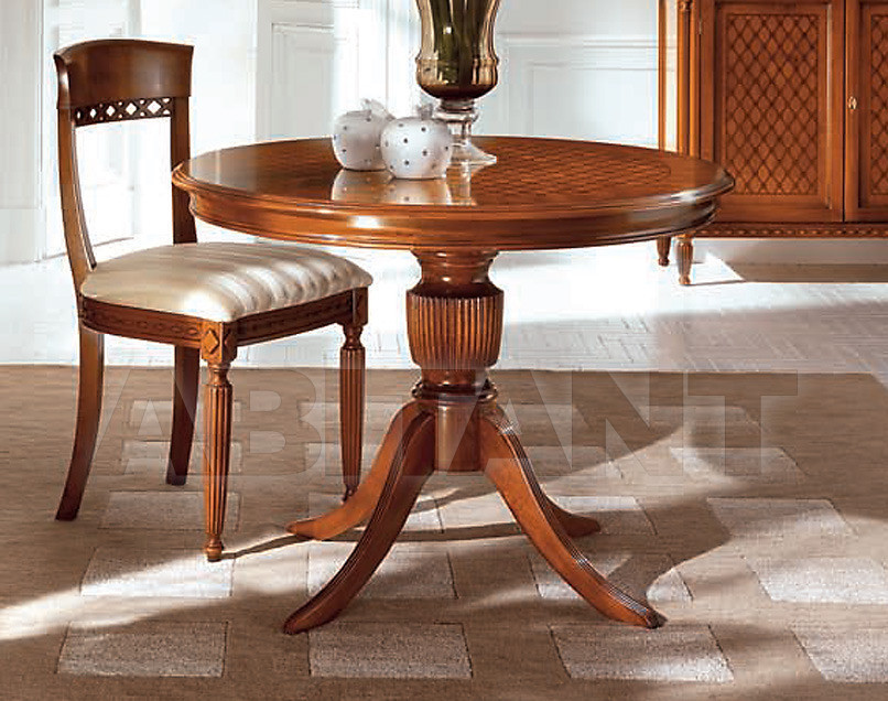 Купить Стол обеденный Vaccari International Roma 2032/V