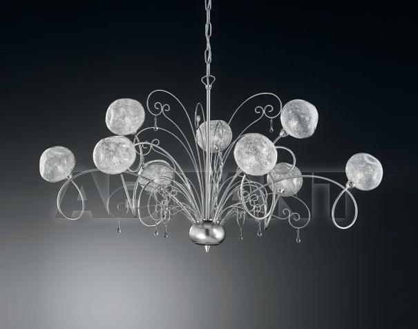 Купить Люстра IDL Export Classic Light & Style 358/6+3 CRYSTAL