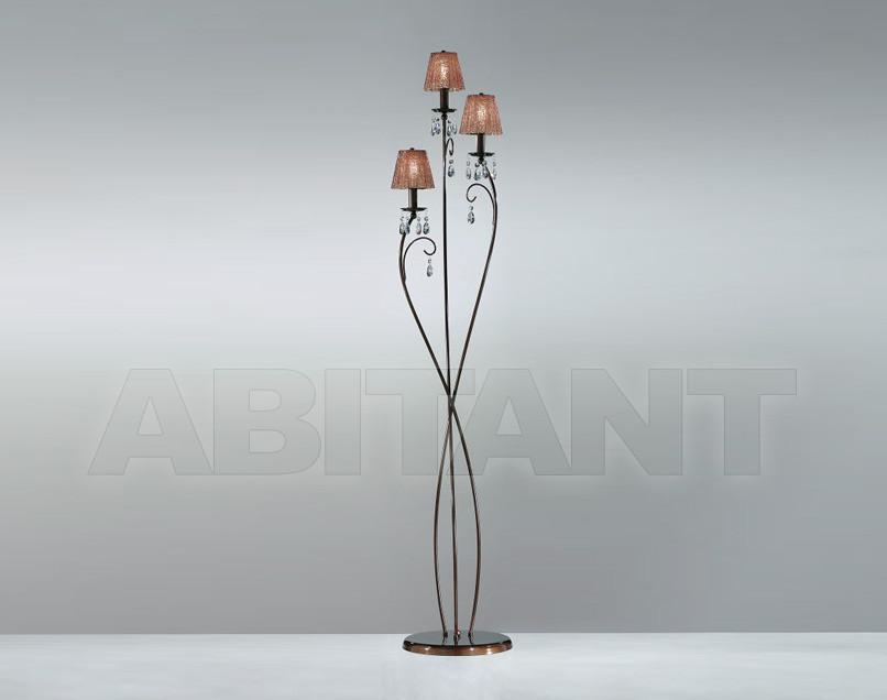 Купить Торшер IDL Export Classic Light & Style 301/3P BROWN