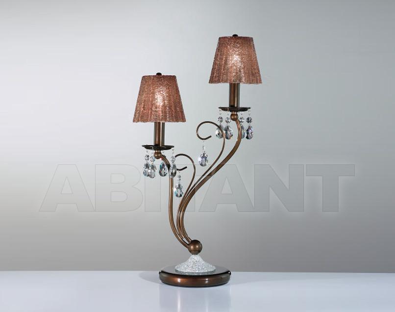 Купить Лампа настольная IDL Export Classic Light & Style 301/2L BROWN