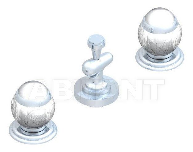 Купить Смеситель для биде THG Bathroom A2H.207 Panthere clear crystal