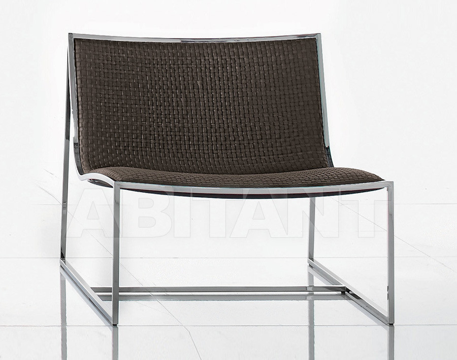 Купить Кресло SAMOA Alivar Brilliant Furniture PS1 I - Intrecciata/Woven