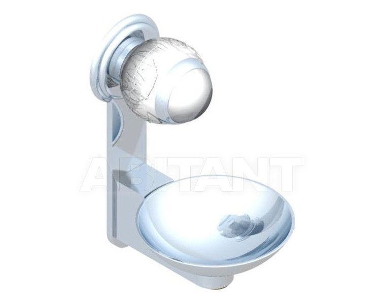 Купить Мыльница THG Bathroom A2H.546 Panthere clear crystal