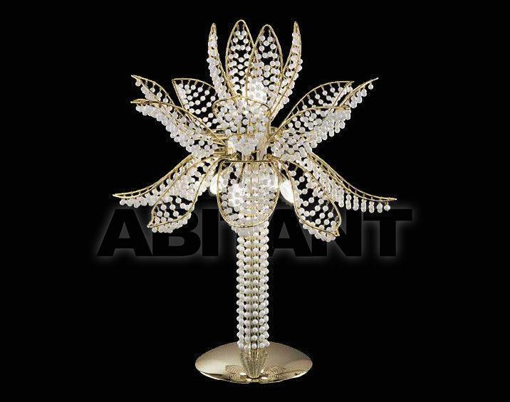 Купить Лампа настольная IDL Export Classic Light & Style 436/5L SWAROVSKI ELEMENTS