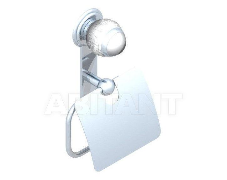 Купить Держатель для туалетной бумаги THG Bathroom A2H.538AC Panthere clear crystal