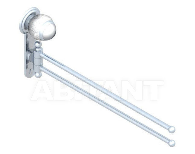 Купить Держатель для полотенец THG Bathroom A2H.522 Panthere clear crystal