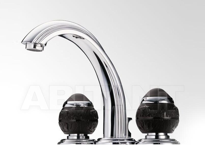 Купить Смеситель для раковины THG Bathroom A2K.151M Panthère black crystal