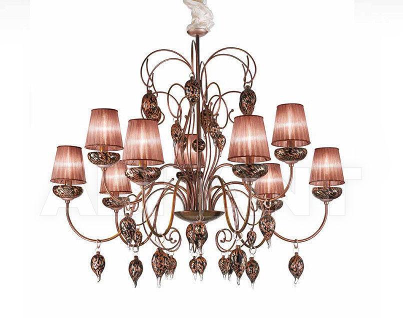 Купить Люстра IDL Export Dolce Vita Luxury Lighting 444/6+3