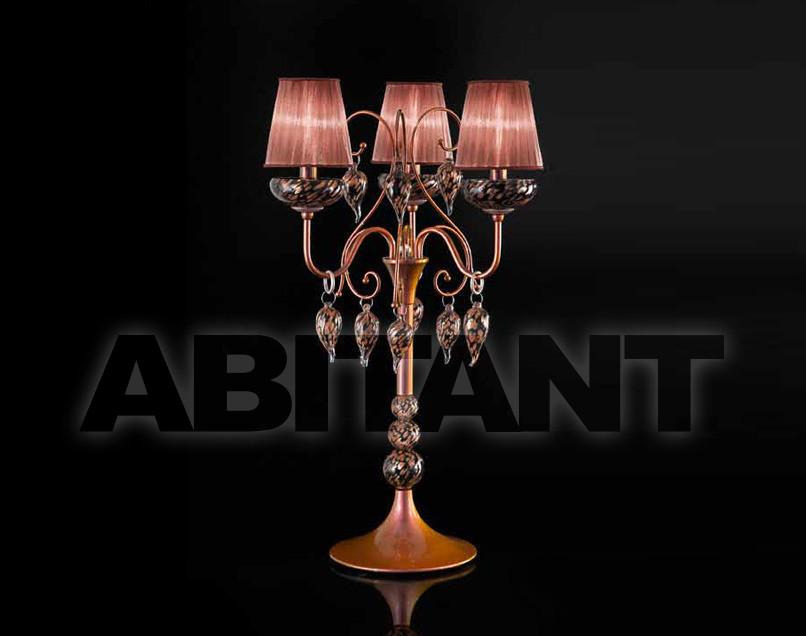 Купить Лампа настольная IDL Export Dolce Vita Luxury Lighting 444/3L