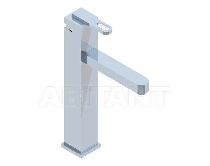 Купить Смеситель для раковины THG Bathroom A6G.6500AR Profil Lalique clear crystal