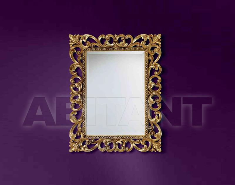 Купить Зеркало настенное GIULIACASA By Vaccari International Gli Specchi Di Alice 1 2 4 2