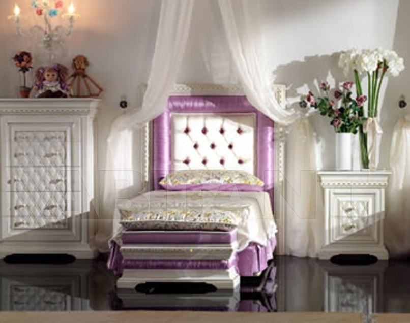 Купить Кровать Bakokko Group Phedra Glamour 1099SW