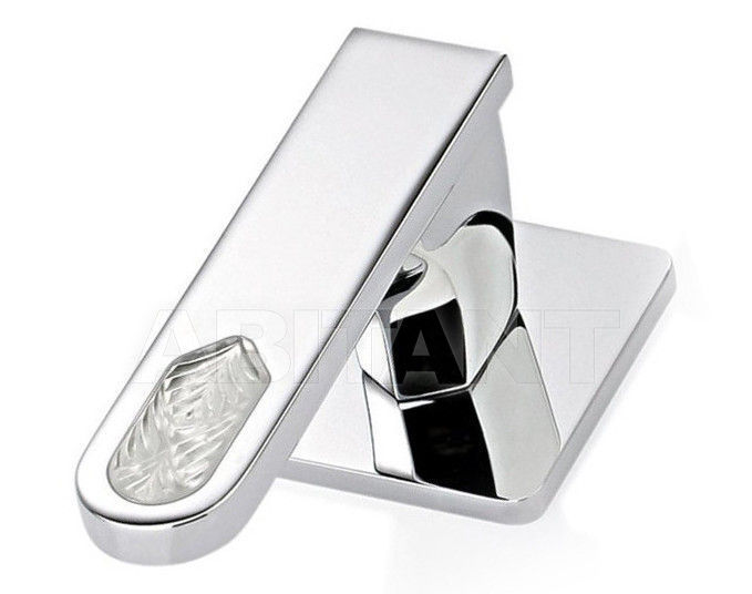 Купить Вентиль THG Bathroom A6H.50/4/VG Profil Lalique clear crystal with lever